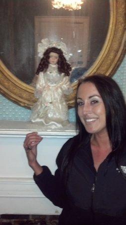 The Myrtles Plantation: creepy doll