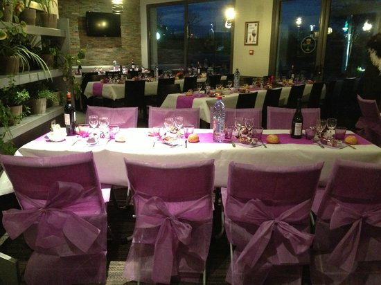 Brit Hotel Le Madison : receptions et mariages