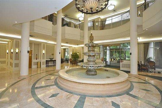Park Suites Mississauga - Skymark : Lobby