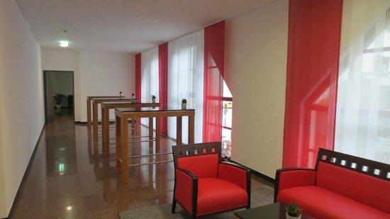 BEST WESTERN Hotel Am Schlossberg: interno hotel