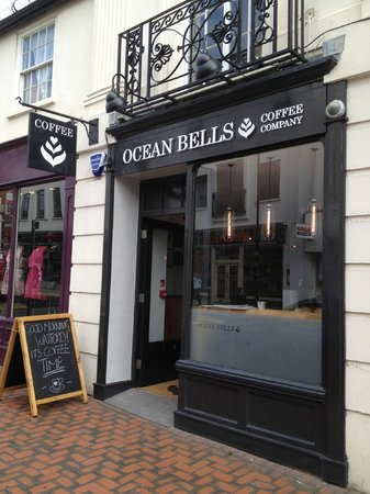Ocean Bells Coffee