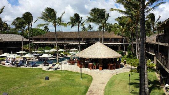 Koa kea sunset sept 25 2013 picture of koa kea hotel for Best boutique hotels kauai