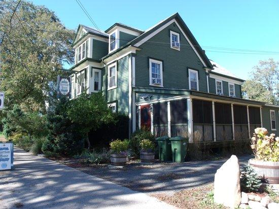 The Garrison House Inn Annapolis Royal Canada Voir Les Tarifs