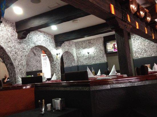Restaurante Fornos: Muy chulo!!!