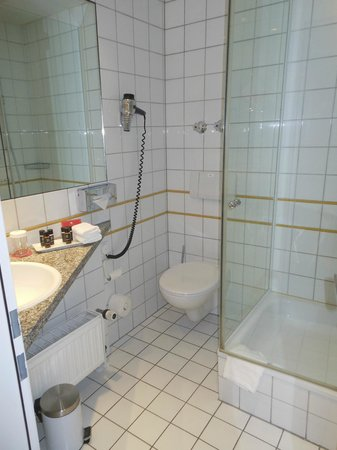 Mauritzhof Hotel Münster: Bathroom