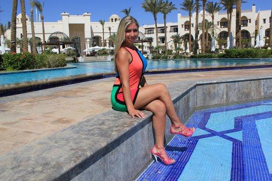 The Palace Port Ghalib: Fantastic pool