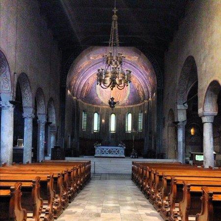 Cattedrale di San Giusto: Beautiful mosaic