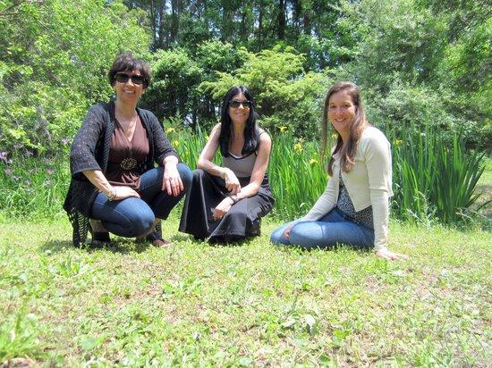 Botanical Garden : Enjoying the tranquility