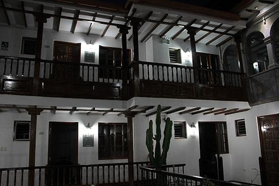Andenes al Cielo : hotel/night