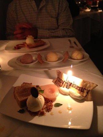 Bishop's: Desserts