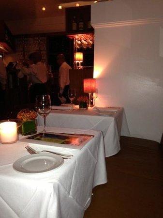 Bishop's: Restaurant interior