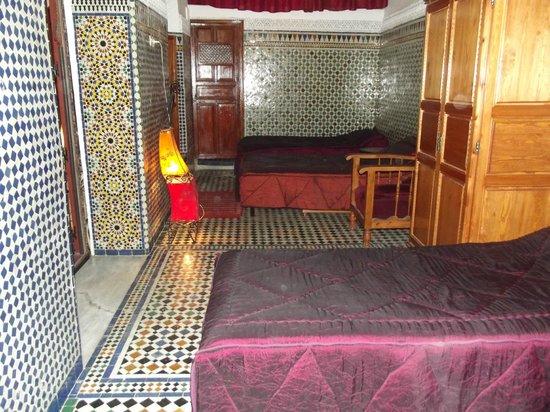 Dar Iman: quad room
