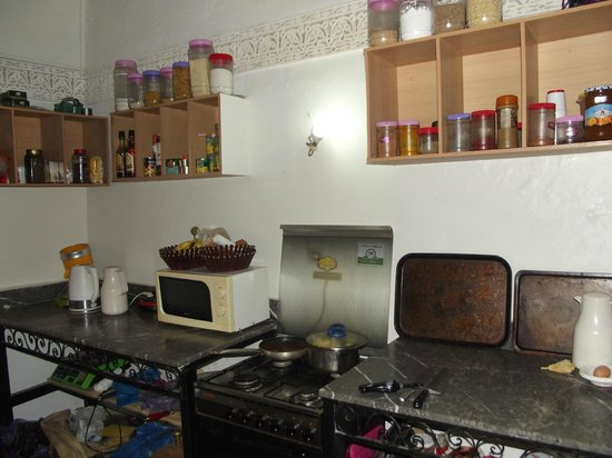 Dar Iman: kitchen