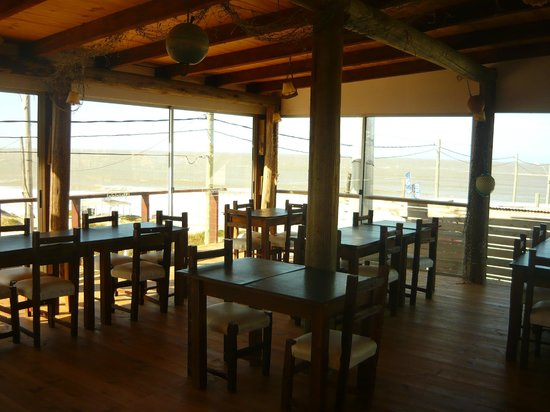 Hostel La Casa de las Boyas: Sala de estar de uso común