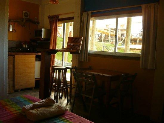 Hostel La Casa de las Boyas: Mono ambientes
