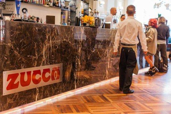 Bancone Bar Zucca