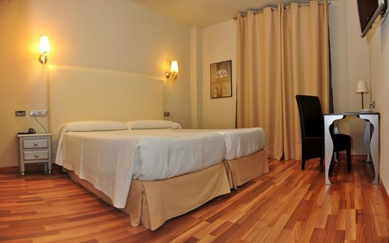 Hotel Dona Carmela : Habitación doble
