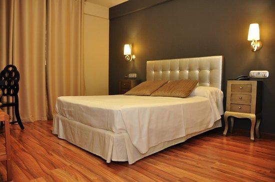 Hotel Doña Carmela: Habitación de matrimonio