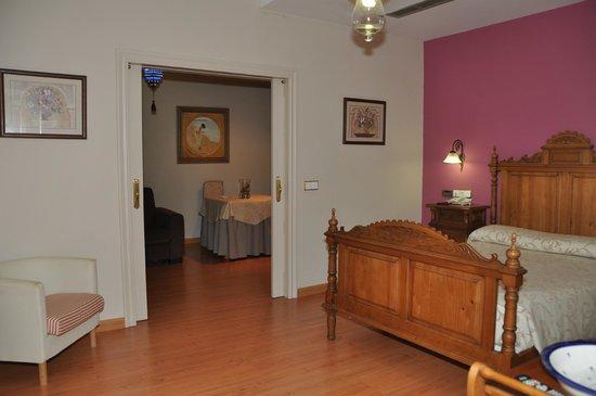Hotel Doña Carmela: Suite