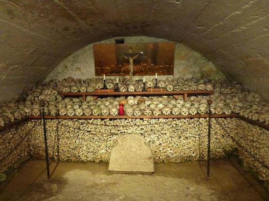 Hallstatt Ossuary: Inside The Bone House!