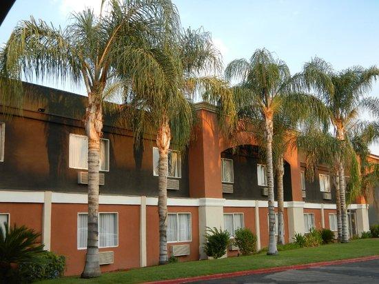 Hotel Rosedale : VUE ENSEMBLE HOTEL