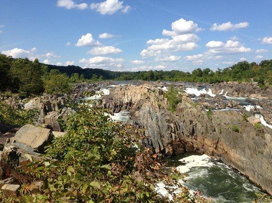 Great Falls Park: Great Falls Views