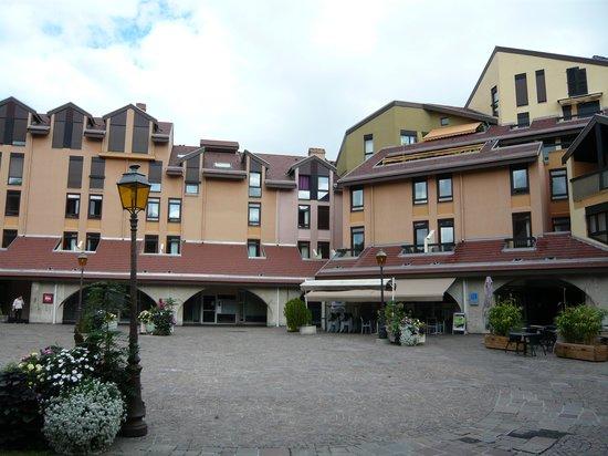 Ibis Annecy Centre Vieille Ville : hotel