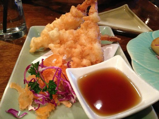 Galae Thai: Fried Shrimp Appetizer