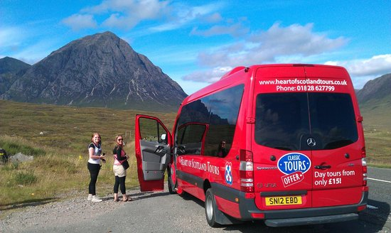 Photo of Tourist Attraction Heart of Scotland Tours at 29 Waterloo Place, Edinburgh EH1 3BQ, United Kingdom