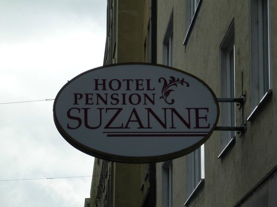 Pension Suzanne!
