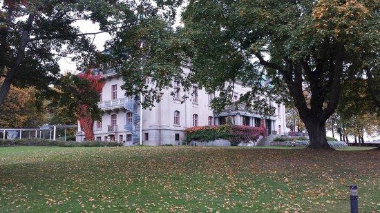 Orenas Slott: Slottet/Castle
