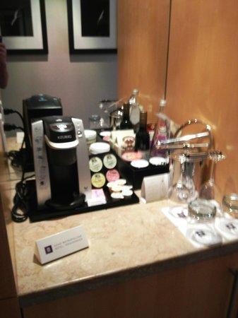 SoHo Metropolitan : Complimentary Tea/Coffee Facilities