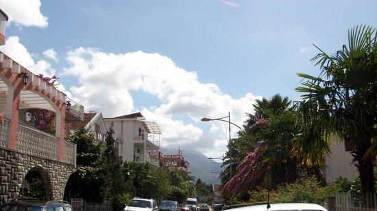 Hotel Pansion Bogumila: widok  zpkoju