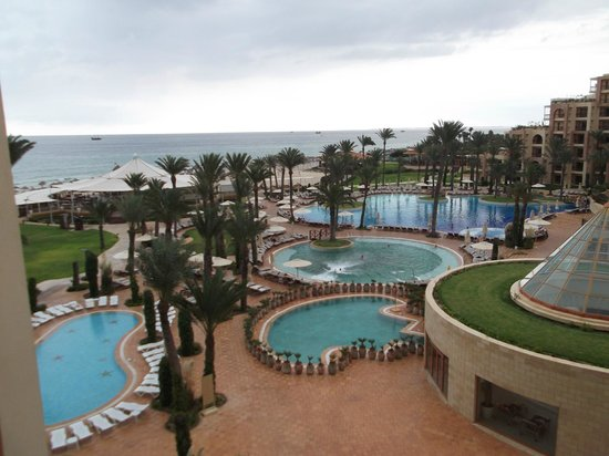 Movenpick Resort & Marine Spa Sousse: General pool view