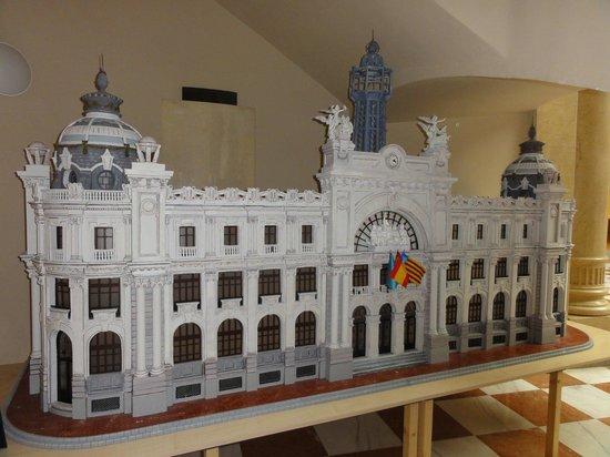 Central Post Office (Edificio de Correos y Telegrafos) : miniatura