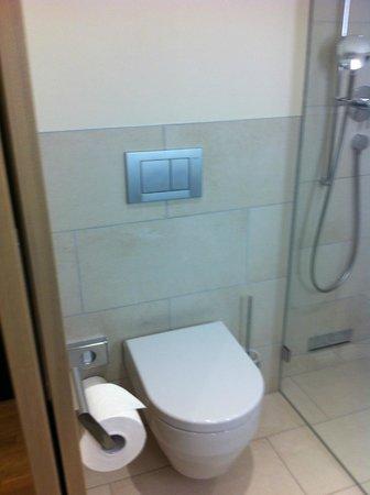 Congress Hotel Seepark: Salle de bains