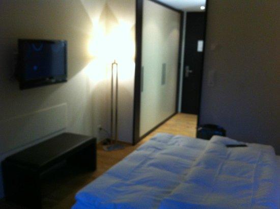 Congress Hotel Seepark: Chambre