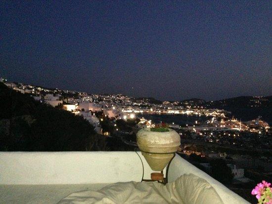 Omiros Hotel: dal nostro terrazzo privato!