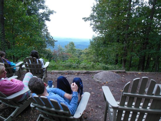Len Foote Hike Inn: The  View