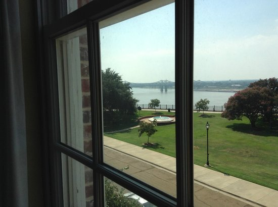 View From Room Picture Of Natchez Grand Hotel And Suites Tripadvisor