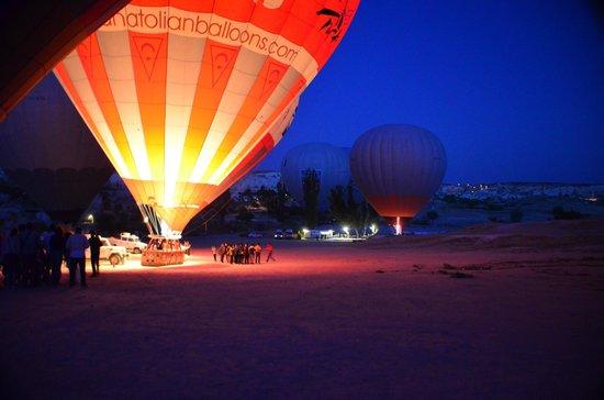 Cappadocia Voyager Balloons: Vuelo en globo Cappadocia