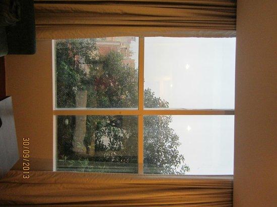 Hotel Narula's Aurrum: Window