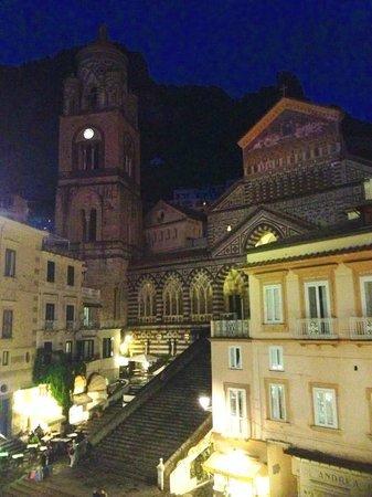 Hotel Fontana: panorama dalla camera