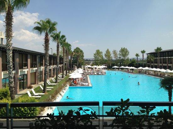 Hotel Nikopolis Thessaloniki: Pool