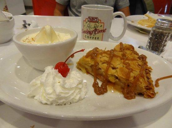 Ruby's Diner: Torta de Maçã