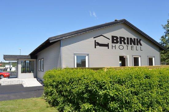 Brink Hotell: Utsidan