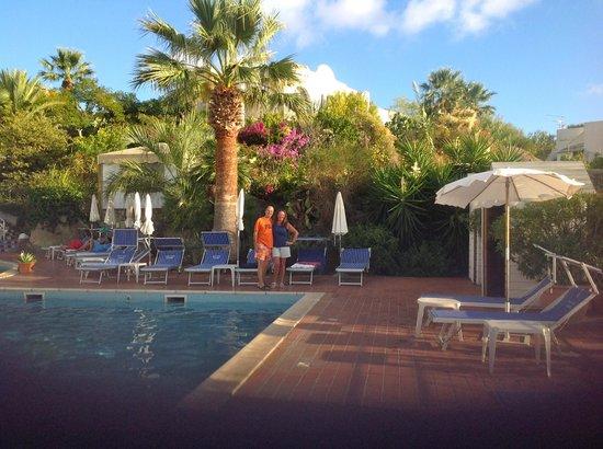 Paradiso Terme Resort & Spa: angolo piscina