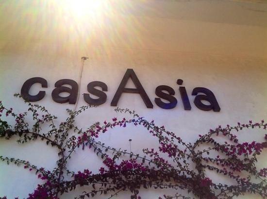 Casa Asia: Casa dolce Casa