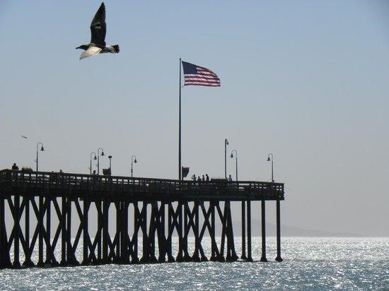 Ventura Pier and Promenade: Ventura pier