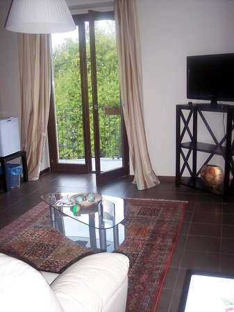 B&B Casale Ricci : One room of our suite.